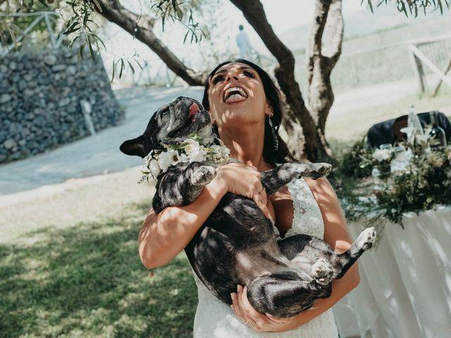 Il matrimonio di Pierpaolo e Giada a Linguaglossa, Catania 29