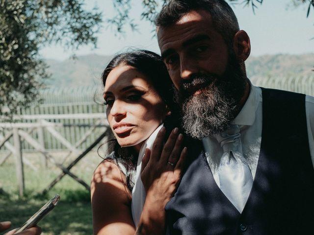 Il matrimonio di Pierpaolo e Giada a Linguaglossa, Catania 31