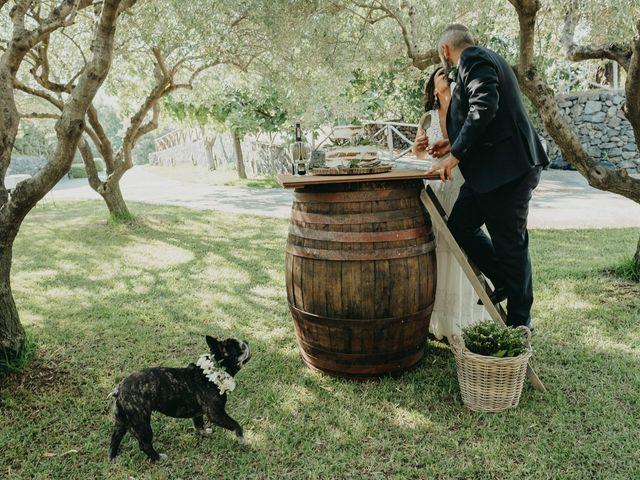 Il matrimonio di Pierpaolo e Giada a Linguaglossa, Catania 32