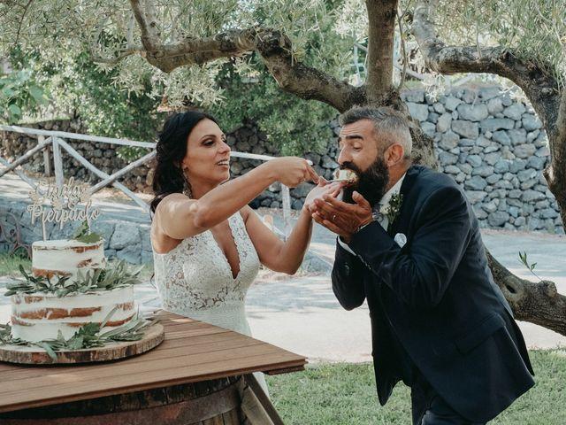 Il matrimonio di Pierpaolo e Giada a Linguaglossa, Catania 33