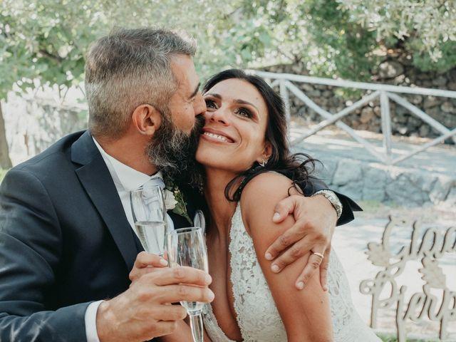 Il matrimonio di Pierpaolo e Giada a Linguaglossa, Catania 34