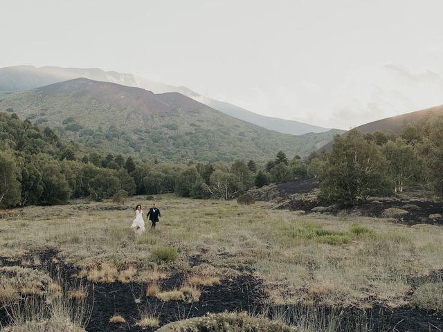 Il matrimonio di Pierpaolo e Giada a Linguaglossa, Catania 36