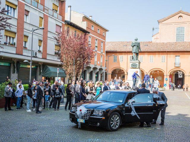 Il matrimonio di Matteo e Francesca a Budrio, Bologna 17