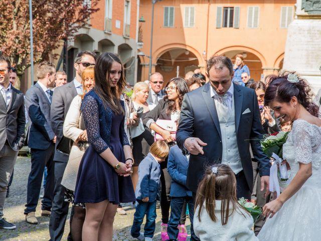 Il matrimonio di Matteo e Francesca a Budrio, Bologna 18