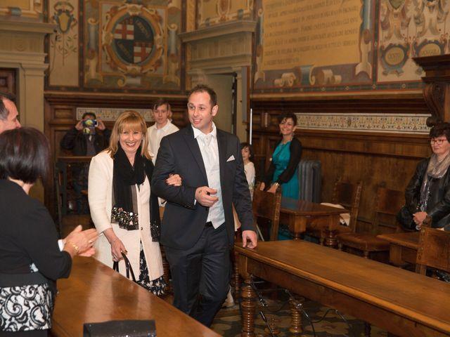 Il matrimonio di Matteo e Francesca a Budrio, Bologna 20