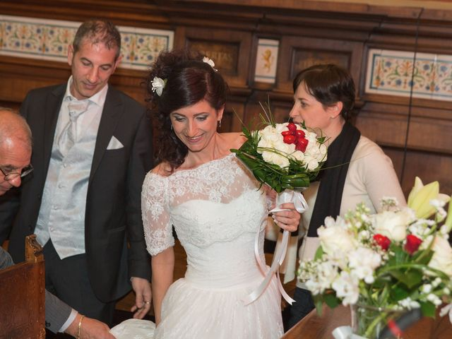 Il matrimonio di Matteo e Francesca a Budrio, Bologna 21