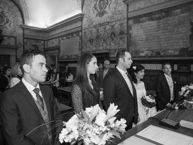 Il matrimonio di Matteo e Francesca a Budrio, Bologna 22