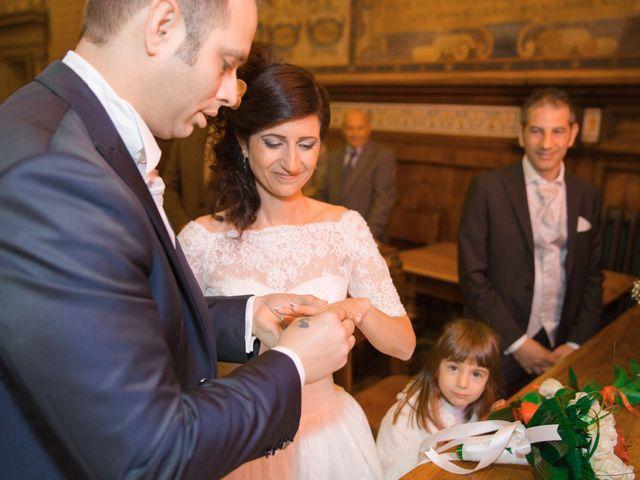 Il matrimonio di Matteo e Francesca a Budrio, Bologna 24