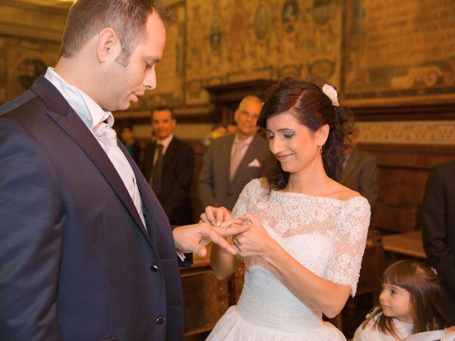 Il matrimonio di Matteo e Francesca a Budrio, Bologna 25