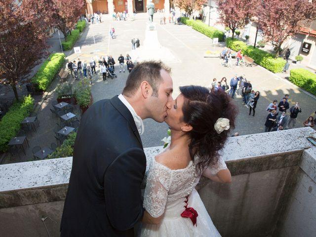 Il matrimonio di Matteo e Francesca a Budrio, Bologna 1
