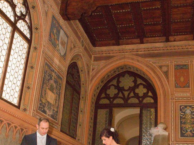 Il matrimonio di Matteo e Francesca a Budrio, Bologna 30