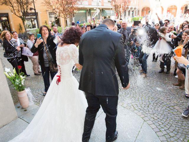 Il matrimonio di Matteo e Francesca a Budrio, Bologna 32