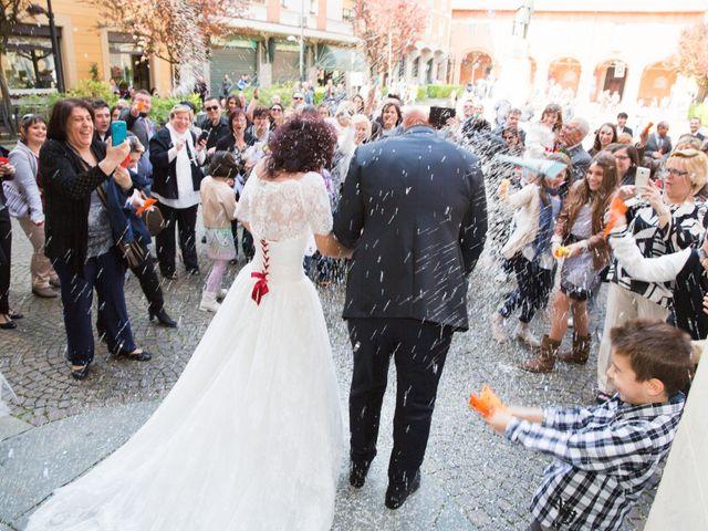 Il matrimonio di Matteo e Francesca a Budrio, Bologna 33