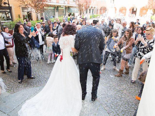 Il matrimonio di Matteo e Francesca a Budrio, Bologna 34