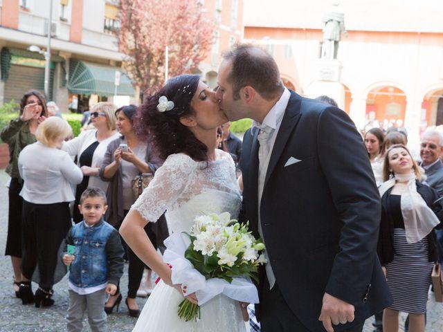 Il matrimonio di Matteo e Francesca a Budrio, Bologna 36