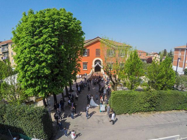 Il matrimonio di Matteo e Francesca a Budrio, Bologna 37