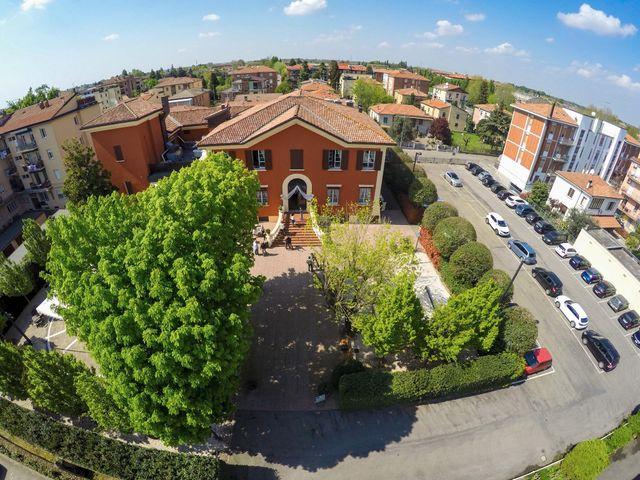 Il matrimonio di Matteo e Francesca a Budrio, Bologna 38