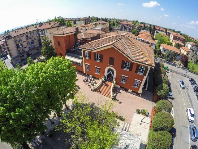 Il matrimonio di Matteo e Francesca a Budrio, Bologna 39