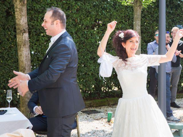 Il matrimonio di Matteo e Francesca a Budrio, Bologna 41