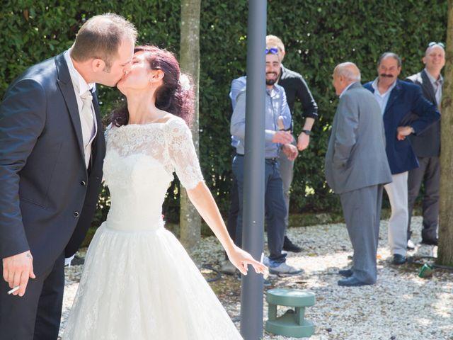 Il matrimonio di Matteo e Francesca a Budrio, Bologna 42