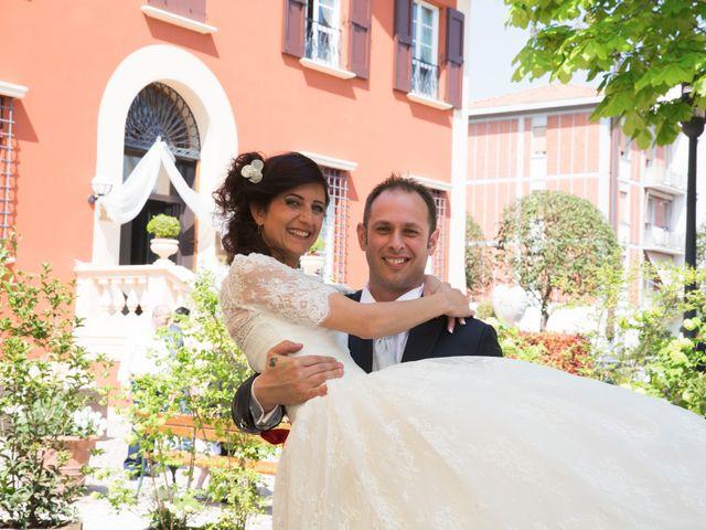 Il matrimonio di Matteo e Francesca a Budrio, Bologna 43