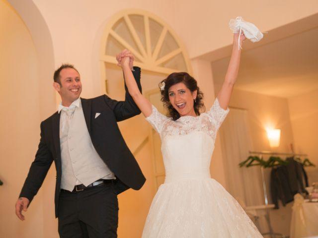 Il matrimonio di Matteo e Francesca a Budrio, Bologna 45