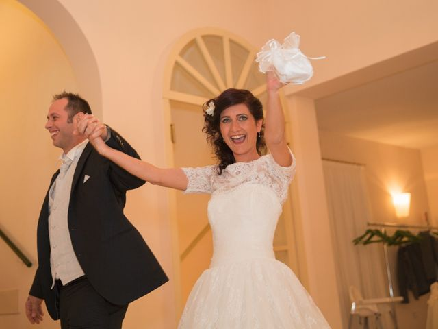 Il matrimonio di Matteo e Francesca a Budrio, Bologna 46