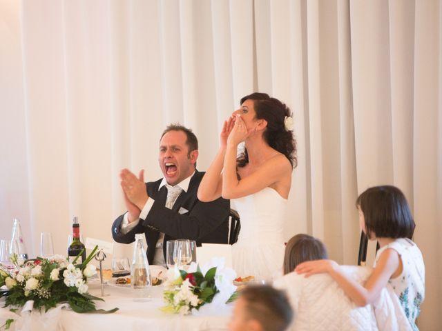 Il matrimonio di Matteo e Francesca a Budrio, Bologna 48