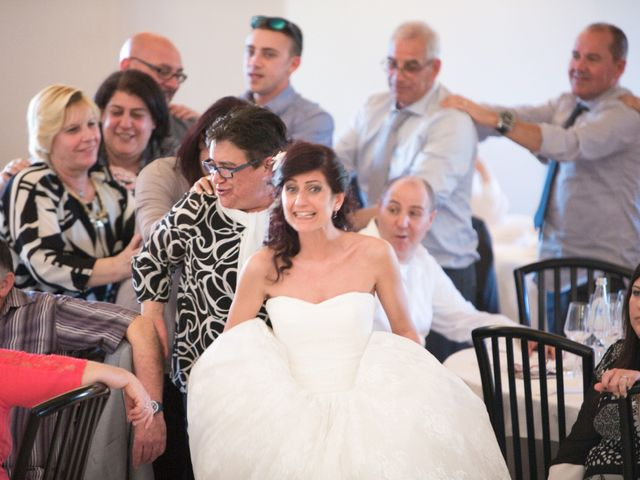 Il matrimonio di Matteo e Francesca a Budrio, Bologna 54