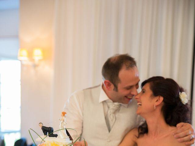 Il matrimonio di Matteo e Francesca a Budrio, Bologna 60