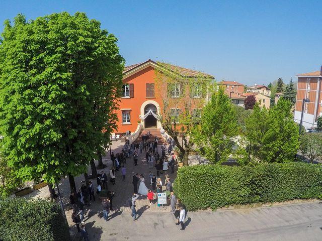 Il matrimonio di Matteo e Francesca a Budrio, Bologna 63