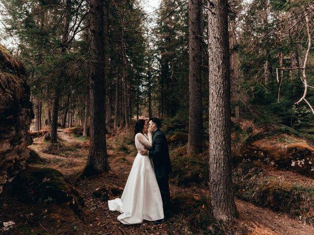 Le nozze di Vanessa e Gioele