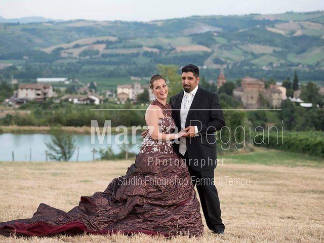 Il matrimonio di Daniele e Gretel a Marano sul Panaro, Modena 1