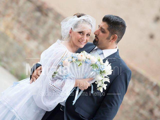 Il matrimonio di Daniele e Gretel a Marano sul Panaro, Modena 2