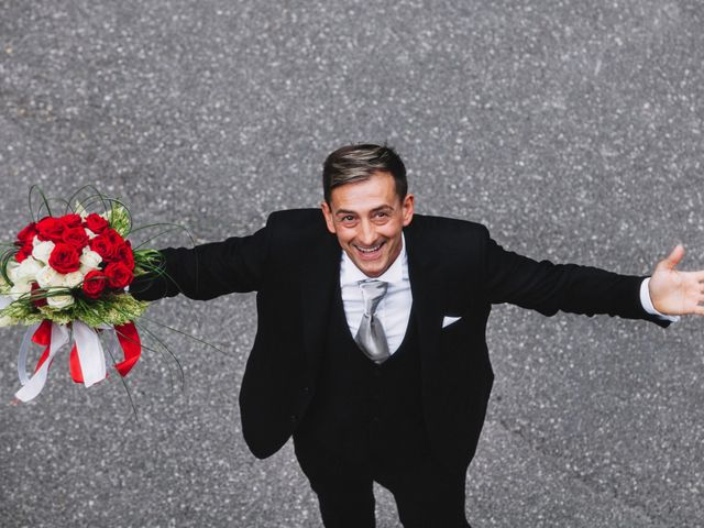 Il matrimonio di Stefano e Serena a Serra Riccò, Genova 5