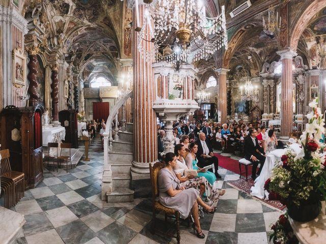 Il matrimonio di Stefano e Serena a Serra Riccò, Genova 9