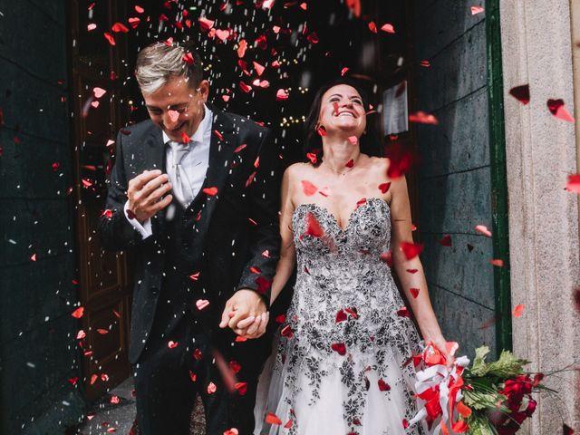 Il matrimonio di Stefano e Serena a Serra Riccò, Genova 11