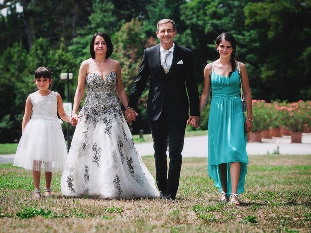 Il matrimonio di Stefano e Serena a Serra Riccò, Genova 12