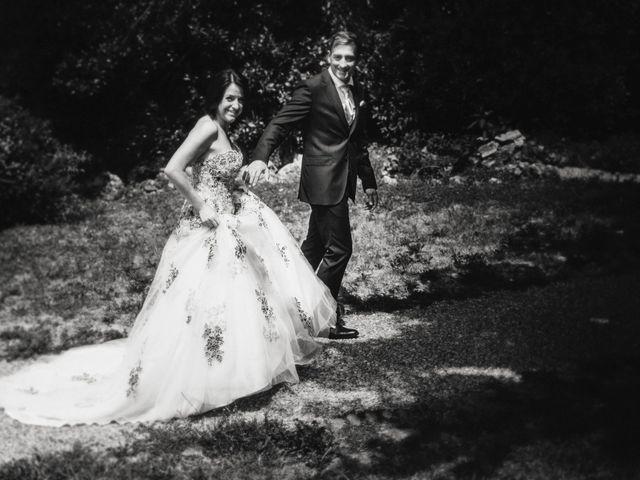Il matrimonio di Stefano e Serena a Serra Riccò, Genova 14