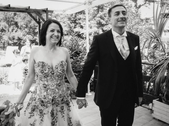 Il matrimonio di Stefano e Serena a Serra Riccò, Genova 17