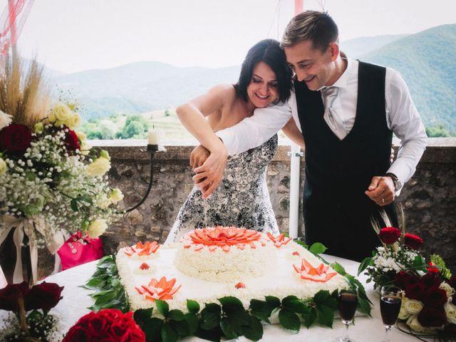 Il matrimonio di Stefano e Serena a Serra Riccò, Genova 19