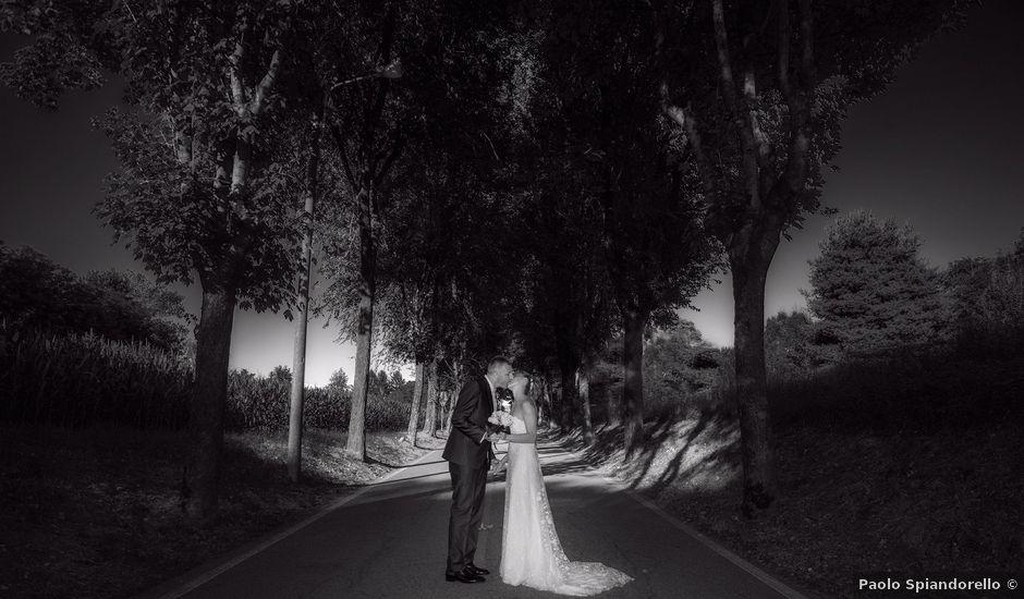 Il matrimonio di Pietro e Sara a Comabbio, Varese