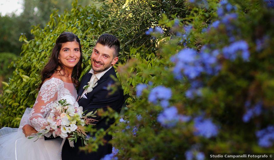 Il matrimonio di Enrico e Elena a Fermo, Fermo