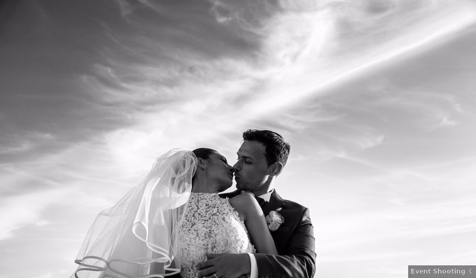 Il matrimonio di Orlando e Laura a Borgo Grappa, Latina