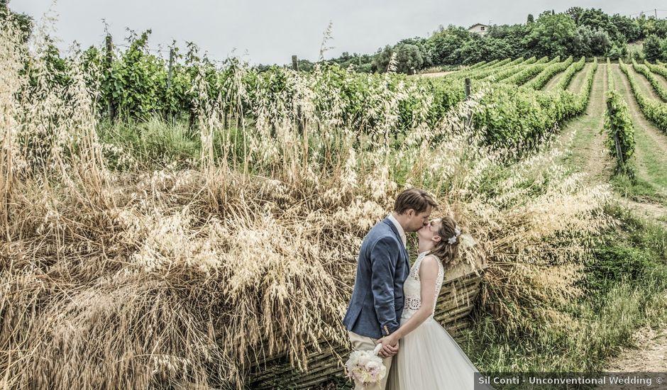 Il matrimonio di Ruud e Martine a Grottammare, Ascoli Piceno