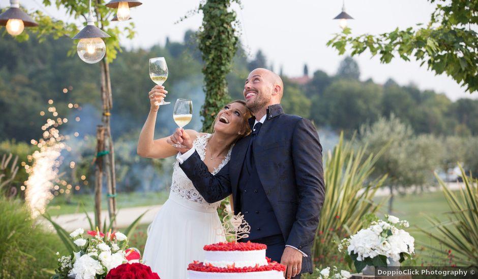 Il matrimonio di Riccardo e Evelin a Scanzorosciate, Bergamo