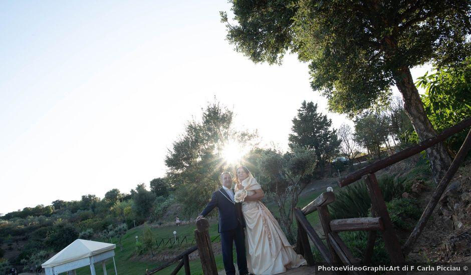 Il matrimonio di Katiuscia e Keoma a Cagliari, Cagliari