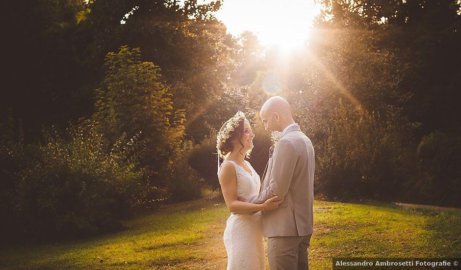 Il matrimonio di Benjamin e Gina a Oleggio Castello, Novara