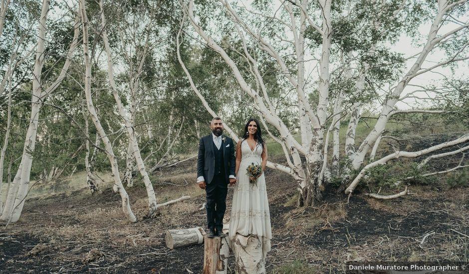 Il matrimonio di Pierpaolo e Giada a Linguaglossa, Catania