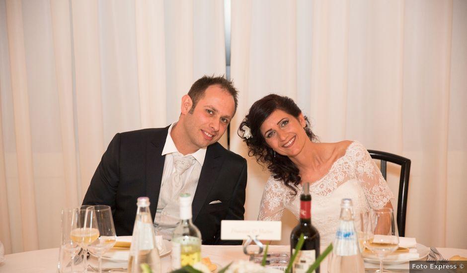 Il matrimonio di Matteo e Francesca a Budrio, Bologna